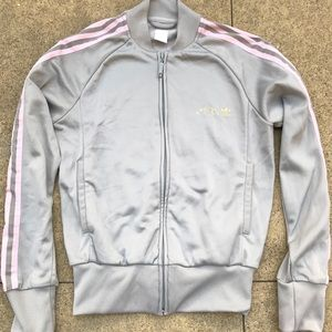 Adidas Respect ME Missy Elliot collab track jacket